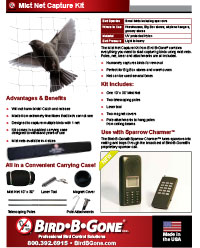 Product Literature | Eastern Wings